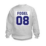 Fogel 08 Kids Sweatshirt
