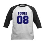Fogel 08 Kids Baseball Jersey