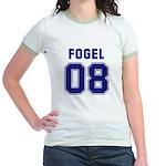 Fogel 08 Jr. Ringer T-Shirt