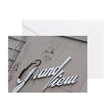 Grandview Drive In Greeting Cards (Pk of 20)