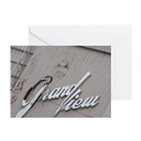 Grandview Drive In Greeting Cards (Pk of 10)
