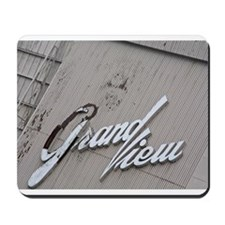 Grandview Drive In Mousepad