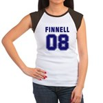Finnell 08 Women's Cap Sleeve T-Shirt