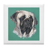 Mastiff Tile Coaster