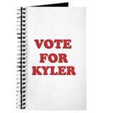 Vote for KYLER Journal