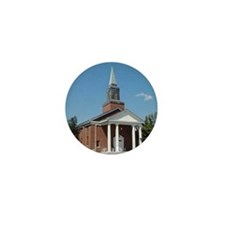 Main Street Baptist Mini Button (10 pack)