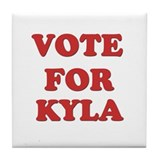 Vote for KYLA Tile Coaster