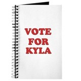 Vote for KYLA Journal