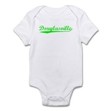 Vintage Douglasville (Green) Infant Bodysuit