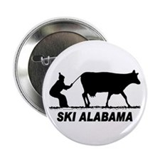 "Ski Alabama 2.25"" Button (10 pack)"