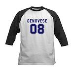 Genovese 08 Kids Baseball Jersey