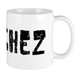 Sanchez Faded (Black) Mug