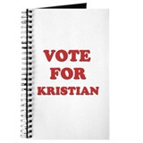 Vote for KRISTIAN Journal