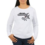 Shark Women's Long Sleeve T-Shirt