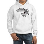 Shark Hooded Sweatshirt