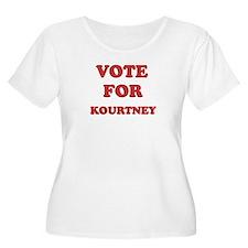 Vote for KOURTNEY T-Shirt