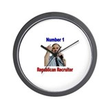 Unique Rnc Wall Clock