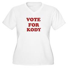 Vote for KODY T-Shirt
