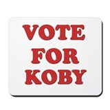 Vote for KOBY Mousepad