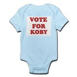 Vote for KOBY Onesie