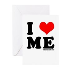 I Love ME Greeting Cards (Pk of 10)