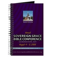 SGBC 25th Anniversary Notebook