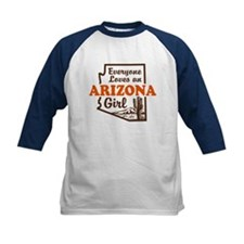 Everyone Loves an Arizona Girl Tee