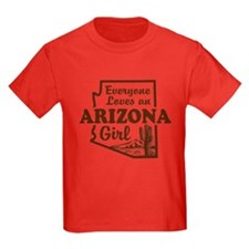 Everyone Loves an Arizona Girl T