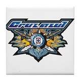 Cruz Azul Tile Coaster