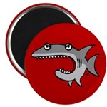 "Shark 2.25"" Magnet (100 pack)"