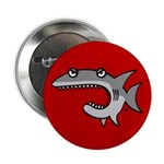 "Shark 2.25"" Button (100 pack)"