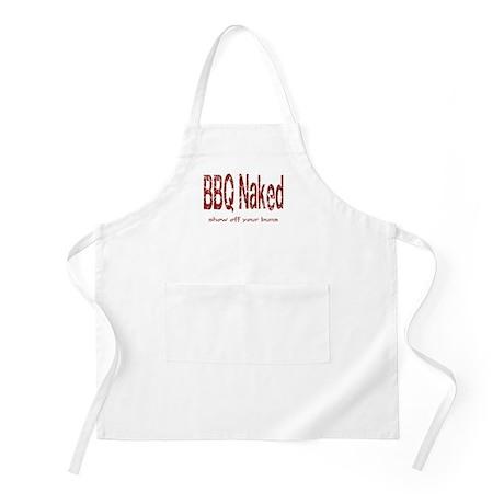 BBQ Naked Apron