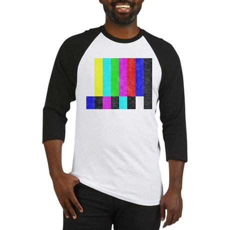 Off Air TV Bars Baseball Jersey