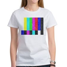 Off Air TV Bars Tee