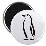 Stylized Penguin Magnet