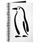 Stylized Penguin Journal