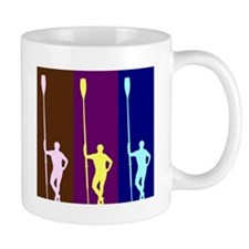 THREE ROWERS DARK Mug