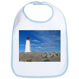 Cute Lighthouse Bib