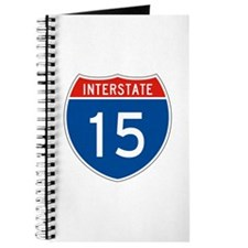 Interstate 15, USA Journal