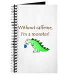 CAFFEINE MONSTER Journal