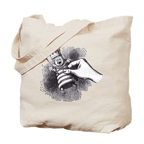 White King Tote Bag