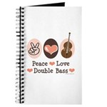 Peace Love Double Bass Journal