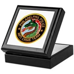 Philly Anti Gang PD Keepsake Box