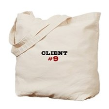 """Client #9"" Tote Bag"