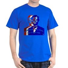 Abraham Lincoln Dark Shirt