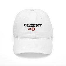 """""""Client #8"""" Baseball Cap"""
