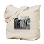 Watts Riots Tote Bag