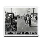 Watts Riots Mousepad