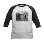 Watts Riots Kids Baseball Jersey