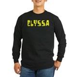 Elyssa Faded (Gold) T